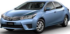 Защита двигателя на Toyota Corolla E18 (2012-2018)