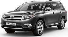 Защита двигателя на Toyota Highlander (2008-2013)