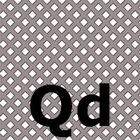 Перфорированный лист Qd производство