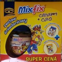 Набір MixFix 350g пасти + 150g какао (5шт/ящ)