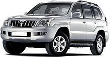 Защита двигателя на Toyota Land Cruiser Prado 120 (2002-2009)