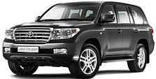 Защита двигателя на Toyota Land Cruiser 200 (с 2007---)