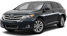Защита двигателя на Toyota Venza (с 2008--)