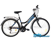 Городской велосипед Mustang Sport 26 (синий, черный)