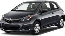 Защита двигателя на Toyota Yaris (2011-2017)