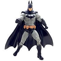 """Фигурка Бэтмена из игры """"Лечебница Аркхэма"""" - Batman: Arkham Asylum , DC Comics, Mattel, 18 СМ"""