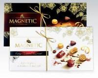 Шоколадні цукерки Magnetik 400g (14шт/ящ)
