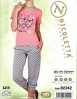 Красивая женская пижама   Nicoletta 82342