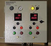 Установка заполнения стеклопакетов аргоном GF 5-2/М