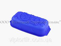 Форма силиконовая - Две розы - 29х13,5 см