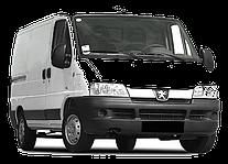 Защита двигателя на Peugeot Boxer (1994-2006)