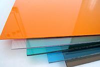 Монолитный Поликарбонат Borrex (Боррекс) 2 мм. цветной