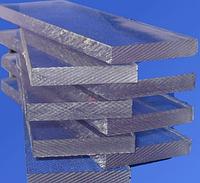 Монолитный Поликарбонат Borrex (Боррекс) 1 мм. прозрачный