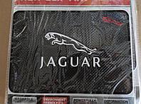 Автомобильный коврик липучка Jaguar