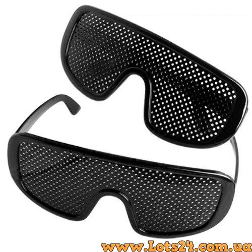 c3ae328fc5b0 ... Очки тренажеры - перфорационные очки с дырочками для улучшения зрения,  фото 6