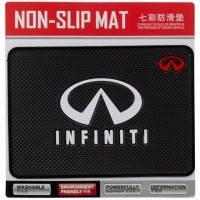 Автомобильный коврик липучка Infiniti