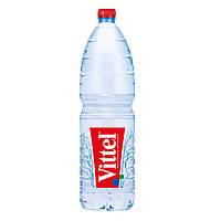 Вода минеральная Витель / Vittel 1,5 пет