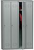 Шкаф для раздевалки ПРАКТИК LS(LE)-41