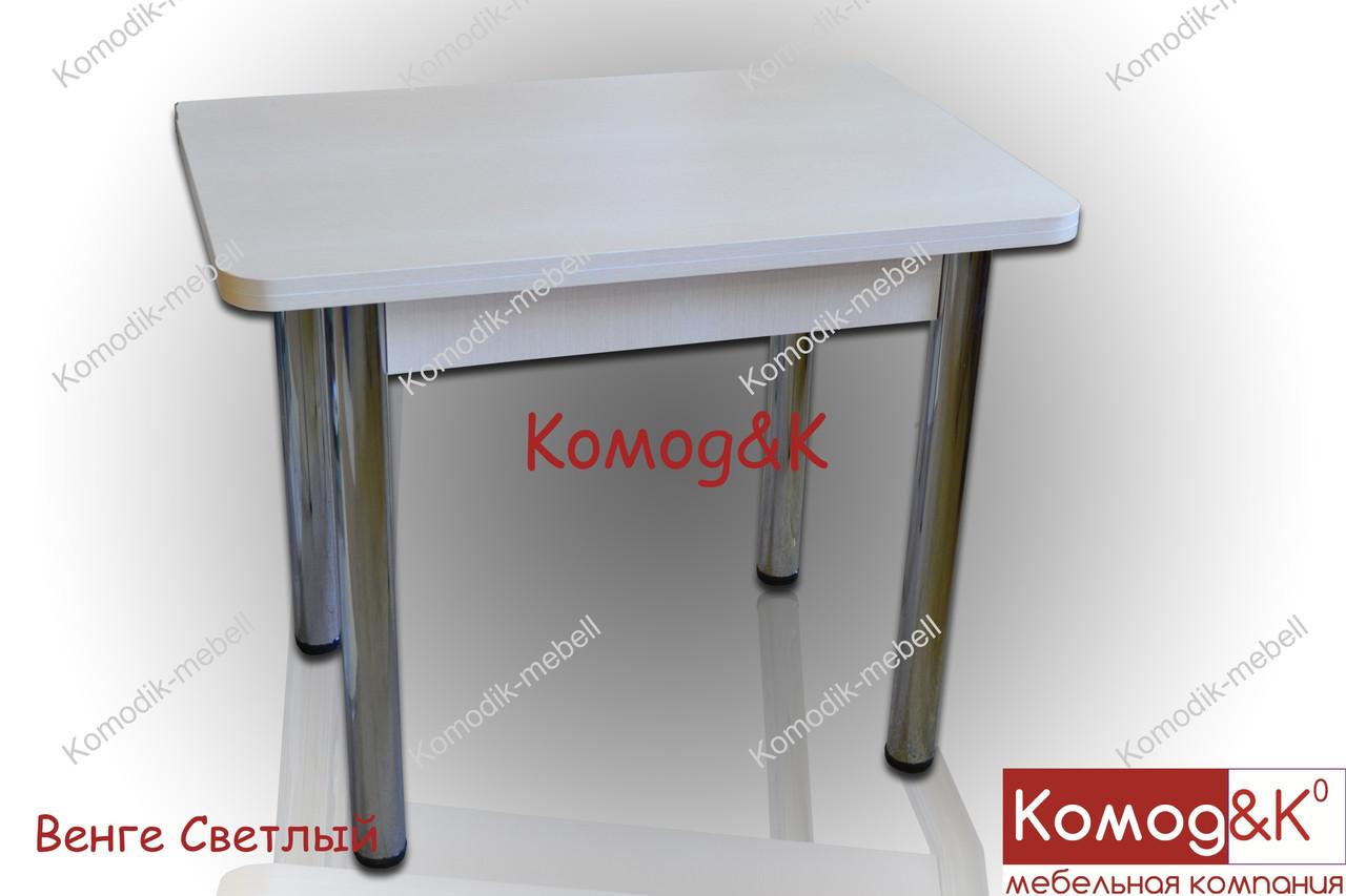 Стол Кухонный 900*600 раскладной  цвет Венге Светлый