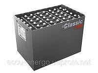 Классическая тяговая аккумуляторная батарея с жидким электролитом 4 ECSM 640