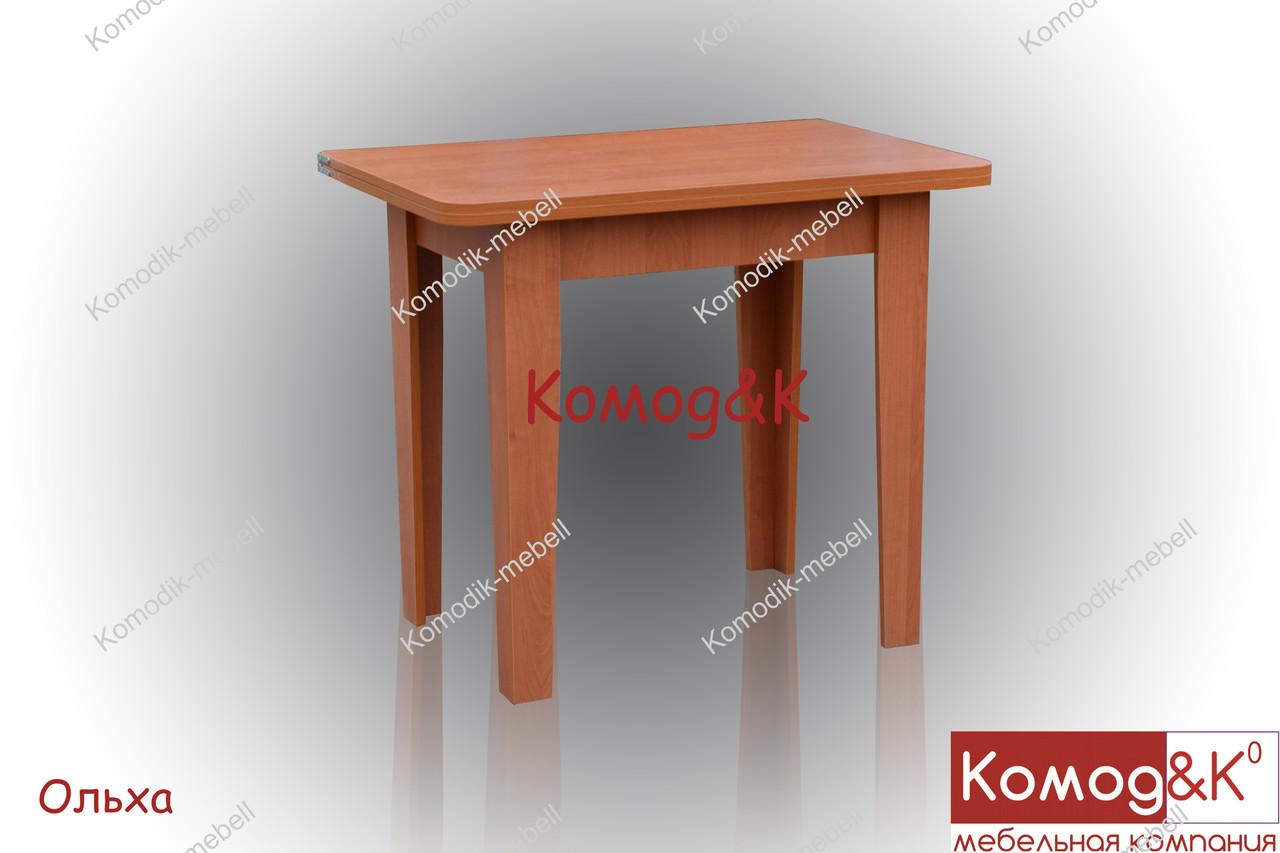 Стол Кухонный 900*600 раскладной  цвет Ольха