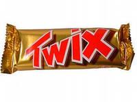 TWIX 50g (10шт/ящ)