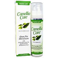 Madre Labs, Camellia Care, крем для кожи с зеленым чаем EGCG, против старения, увлажняющий, 1,7 жидких унций (