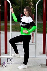 Женский спортивный костюм Штаны и толстовка Different