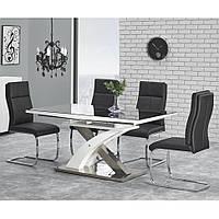 Стол обеденный SANDOR 2 HALMAR (черный)