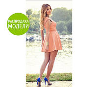 """Платье короткое летнее """"Долли"""" - распродажа модели"""