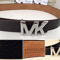 Ремень коричневый Michael Kors