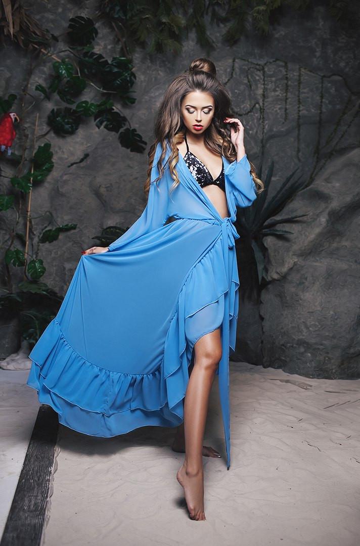 490a659eef70d Красивое платье с пышной юбкой, бирюзовое, коралл, электрик,продажа ...
