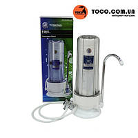 Кухонный настольный фильтр для очистки питьевой воды Aquafilter FHCTF