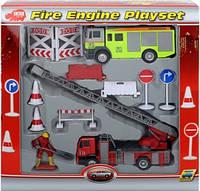 Пожарная служба с фигурками набор