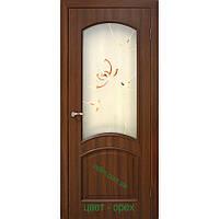 Двери ламинированные пленкой ПВХ  Адель СС+КР