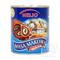 Макова маса Helio 900g (6шт/ящ)