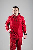 Мужской анорак Nike President красный