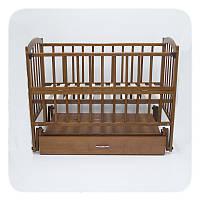 "Дитяче ліжко ""Lux""- Горіх"