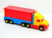 "Гр ""Super Truck"" фургон  36510 (3) ""WADER"""