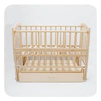 "Дитяче ліжко ""Lux""- Натуральне"