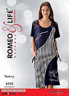 """Платье летнее больших размеров """"Romeo&Life"""" 2XL,3XL,4XL,5XL,6XL Турция"""