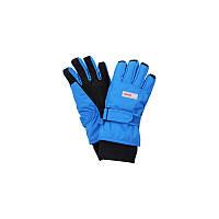 Зимние водонепроницаемые перчатки TARTU REIMATEC+ голубые, Размер 6