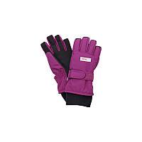 Зимние водонепроницаемые перчатки TARTU REIMATEC+ фиолетовые, Размер 6