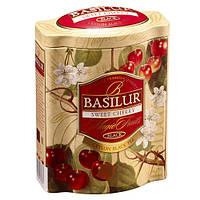 Чай черный Basilur коллекция Волшебные фрукты Черешня 100г