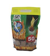 Разжигатель огня Hansa в кубиках (50шт)