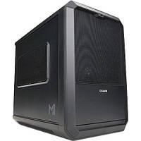 Корпус Zalman M1 / Black / Без БП / Micro ATX / Mini ITX / USB3.0 x 2 / 2x3.5mm / 5.25 x 1 / 3.5 x 3