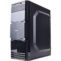 "Корпус Zalman ZM-T3 Black / без БП / mATX, Mini-ITX / 2xUSB2.0, Audio / 1x5,25"", 2xHDD, 4xPCI, 3x2.5"