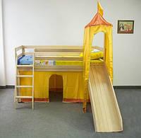 Детская игровая кровать