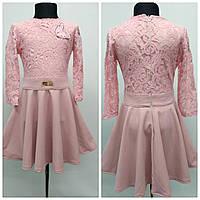 """Нарядное платье """"Classik""""для девочек от 6 до12 лет ( рост 134-158)"""
