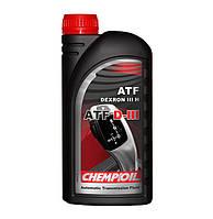 Трансмиссионное масло Chempioil ATF D III 1л.
